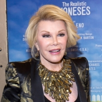 Publicist Admits 'Last Recording' of Joan Rivers Is a Fake