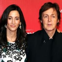 Paul McCartney and BEATLES' Family Members Reunite at Stella McCartney Tribute