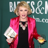 Joan Rivers Receives Posthumous Grammy Nomination for Best Spoken Word