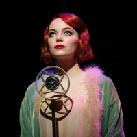 Photo Flash: CABARET's Emma Stone Spotted Undercover in NYC's West Village