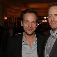 Photo Flash: NBC Chairman Robert Greenblatt Poses with Talent at NBC's Cocktail Reception