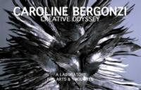 RETROSPECTIVE OF A SECRET ARTIST: CAROLINE BERGONZI CREATIVE ODYSSEY Set for Angel Orensanz Foundation, 10/9 & 10