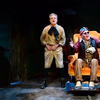 Photo Flash: First Look at The Hypocrites' ENDGAME, Now Playing at Den Theatre
