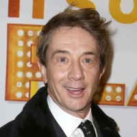 DVR Alert: IT'S ONLY A PLAY's Martin Short Visits LIVE Today