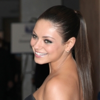 Mila Kunis Reveals She & Ashton Kutcher Are Married on 'JAMES CORDEN' Premiere