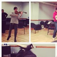 Photo Flash: In Rehearsal with Sonnet Rep's THE SERVANT OF TWO MASTERS