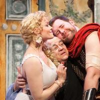 Photo Flash: First Look at Porchlight's A FUNNY THING HAPPENED ON THE WAY TO THE FORUM Photos