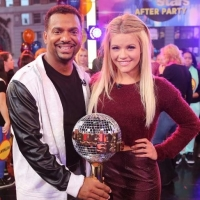 DWTS' Champ Alfonso Ribeiro Welcomes Baby Boy Anders