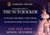 THE NUTCRACKER Plays Movie Theaters Nationwide Today