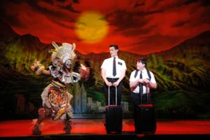 BWW Reviews: This BOOK OF MORMON Gets a Warm Welcome as It Rings The Bushnell's Doorbell