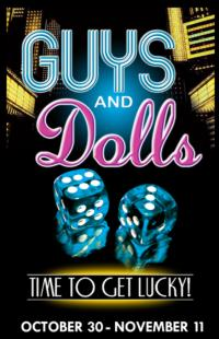 North Shore Music Theatre Presents GUYS AND DOLLS, 10/30-11/11