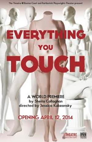 Boston Court and Rattlestick's EVERYTHING YOU TOUCH Begins Performances Tonight