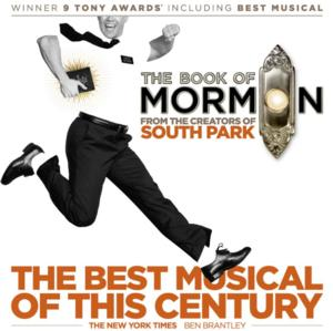 THE BOOK OF MORMON, JERSEY BOYS & More Set for Fred Meyer Broadway In Boise's 2014-15 Season
