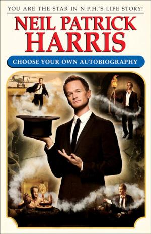 First Look - HEDWIG's Neil Patrick Harris Shares Cover Art for His New Book