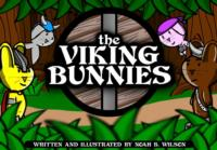New Author Making Waves With THE VIKING BUNNIES