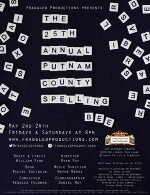 BWW Reviews: Fraggled Productions' Charming 25TH ANNUAL PUTNAM COUNTY SPELLING BEE