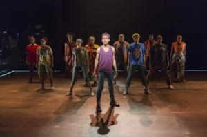 BWW Review: World Premiere Musical WITNESS UGANDA at American Repertory Theater
