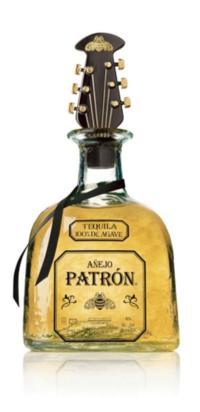 John Varvatos Designs Limited Edition Patron Bottle Stopper