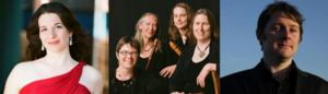 San Francisco Early Music Society's 2013-14 Concert Series Closes with Farallon Recorder Quartet, Jennifer Paulino and John Lenti, 3/14-16