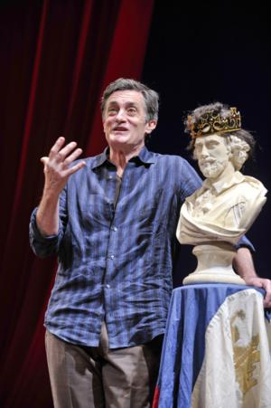 Roger Rees to Return to The Old Globe for WHAT YOU WILL, 4/28; Artistic Director Barry Edelstein to Lead THINKING SHAKESPEARE LIVE!, 5/3