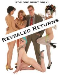 Horse Trade Theater Group Presents REVEALED BURLESQUE, 11/14