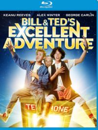 BILL & TED'S EXCELLENT ADVENTURE Now Available on Blu-ray