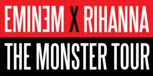 Eminem and Rihanna Bring THE MONSTER TOUR to Comerica Park Tonight