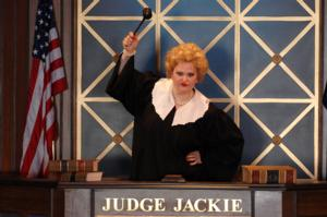 CLO Cabaret Extends JUDGE JACKIE JUSTICE - THE TRIALS OF LOVE Through 5/11