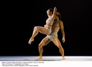 Ballet du Grand Theatre de Geneve Comes to the Byham Theater, 3/8