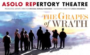 INSIDE ASOLO REP: THE GRAPES OF WRATH Set for Today