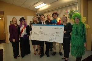 AT&T Donates $30,000 to Miami-Dade Public School Music Programs