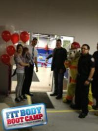 Kawartha Lakes Personal Trainer Donates Proceeds of Fit Body Boot Camp Grand Opening to Fire Education Program