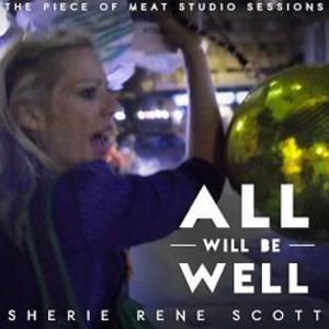 Lovestream Concert Now Online to Celebrate Release of Sherie Rene Scott's ALL WILL BE WELL Album