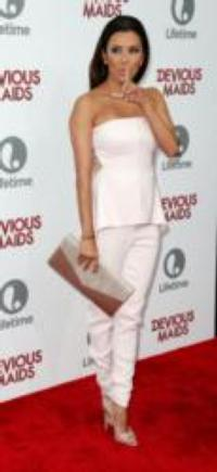 Eva Longoria Carries Jill Milan to 'Devious Maids' Premiere