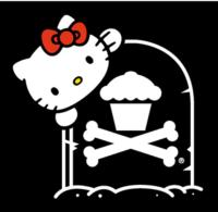 Johnny Cupcakes Teams Up with Hello Kitty for Halloween Collection