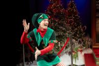 BWW Reviews: Enjoy Some Christmas Cheer from a Disgruntled Elf in THE SANTALAND DIARIES