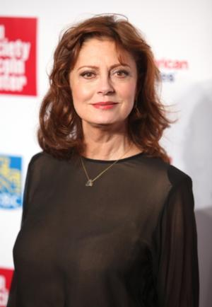 Susan Sarandon, Thomas Morgan Announce New Company, Reframed Pictures, at 2014 Sedona Film Festival