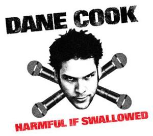 Comedy Central to Release Limited Edition of DANE COOK: HARMFUL IF SWALLOWED, 11/26