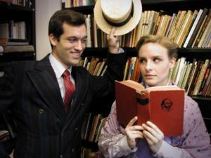 BWW Reviews: Theatre UCF Brings on the Live Music in THE MUSIC MAN