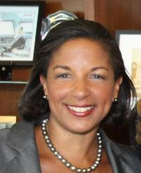 Ambassador Susan Rice Visits NBC's ROCK CENTER WITH BRIAN WILLIAMS