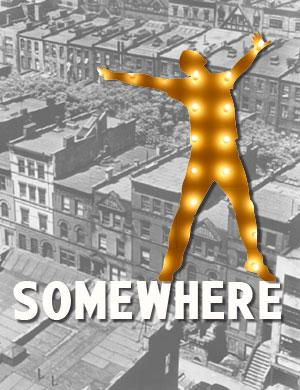 Matthew Lopez's SOMEWHERE Makes East Coast Premiere at Hartford Stage, Now thru 5/4