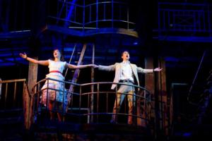 BWW Reviews: WEST SIDE STORY, Lyceum Theatre, Sheffield, July 2, 2014