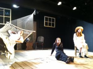 Harbor Stage's THE SEAGULL Plays Suffolk University, Now thru 9/22