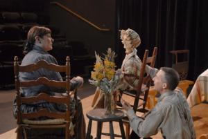 Pontine Presents A Cafe-Lyceum Production: 'FAMILIAR FIELDS', Now thru 3/16