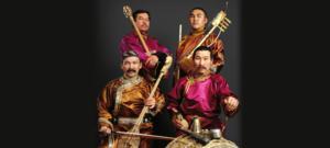 The Tuvan Throat Singers, Hun Huur Tu, Come to the Harris Center, 4/16