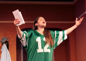 Ivoryton Playhouse's I OUGHT TO BE IN PICTURES Continues Through 5/11