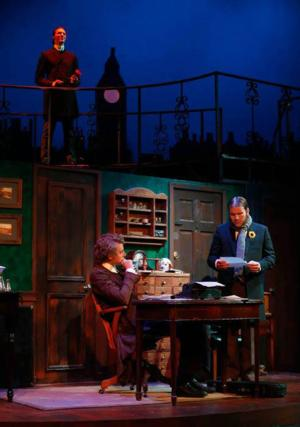 BWW Reviews: SHERLOCK HOLMES: THE FINAL ADVENTURE Is Beyond Elementary!
