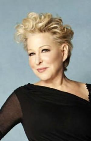 Bette Midler to Talk A VIEW FROM A BROAD Memoir at Barnes & Noble, 4/1