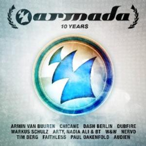 Armada Music Presents '10 Years Armada' – Out Now