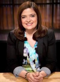 Chef Alex Guarnaschelli Wins THE NEXT IRON CHEF: REDEMPTION!